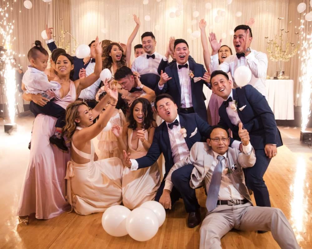 Brighton Receptions - wedding celebrations