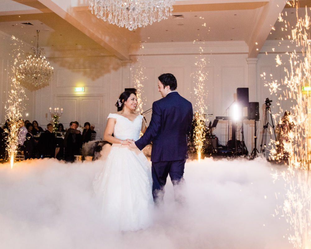Manor on High Receptions - First Dance