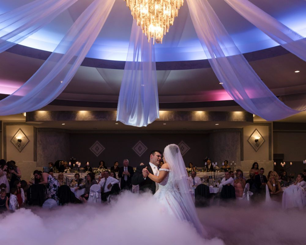 Ferraro Receptions - Bride and Grooms first dance