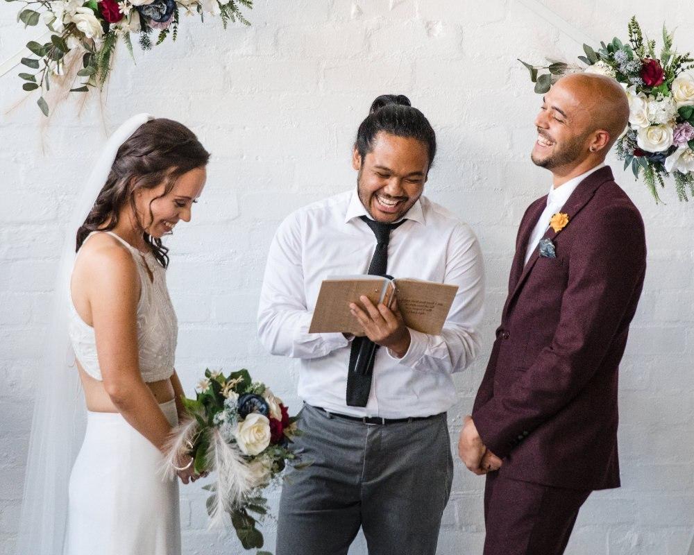 10Balcombe - Getting married