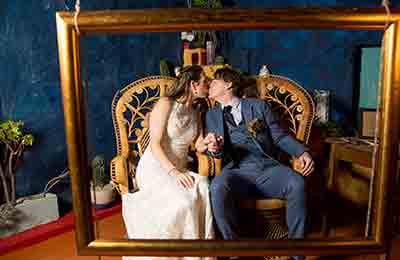 Sarah and Adam's wedding