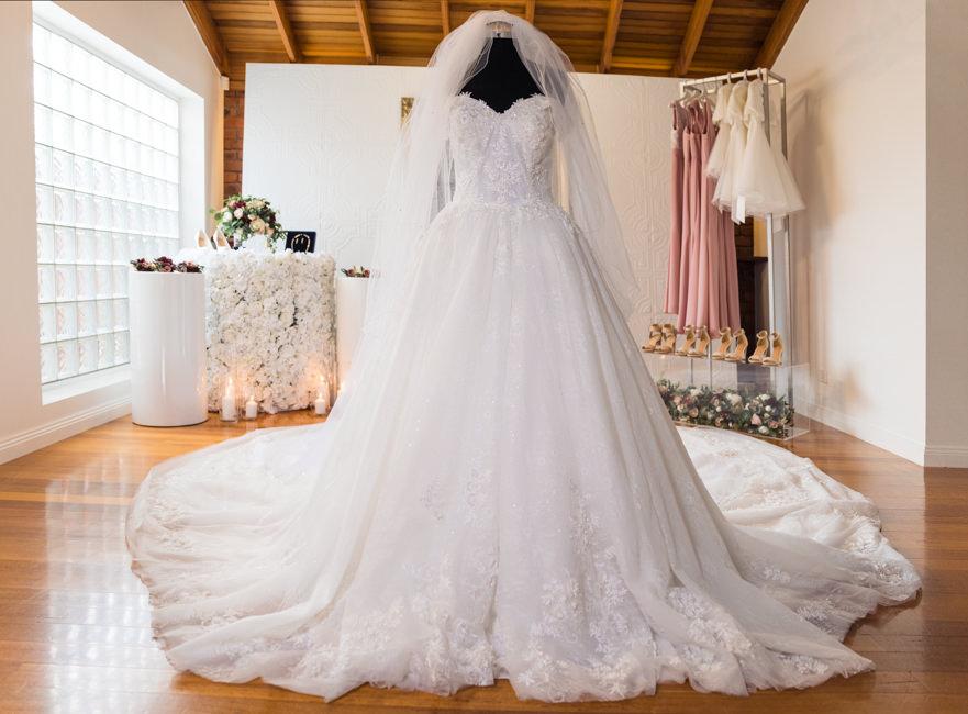 Jacqueline's Dress