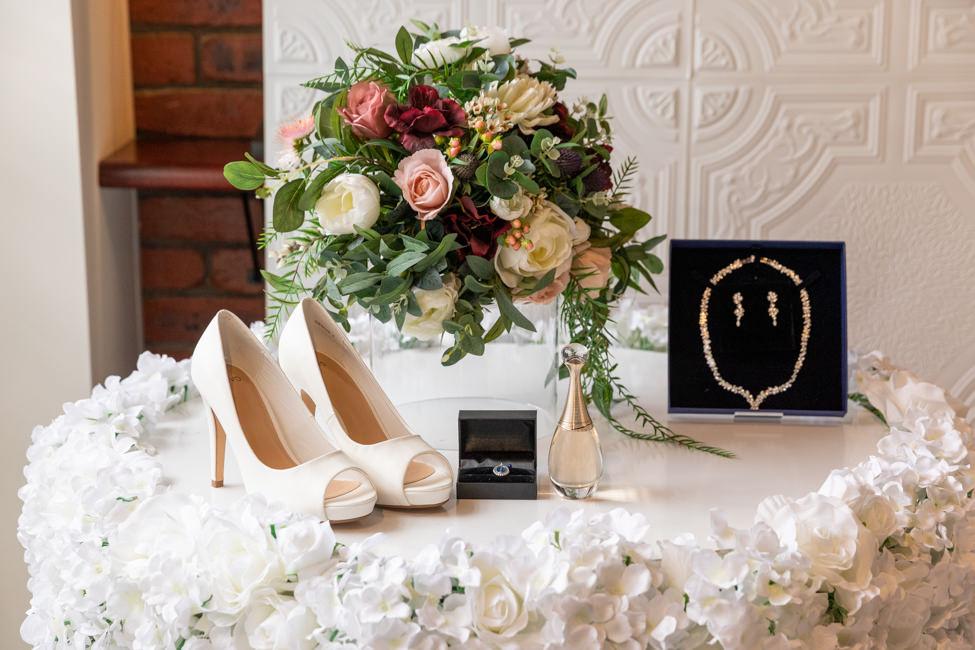 Jacqueline's bridal accessories