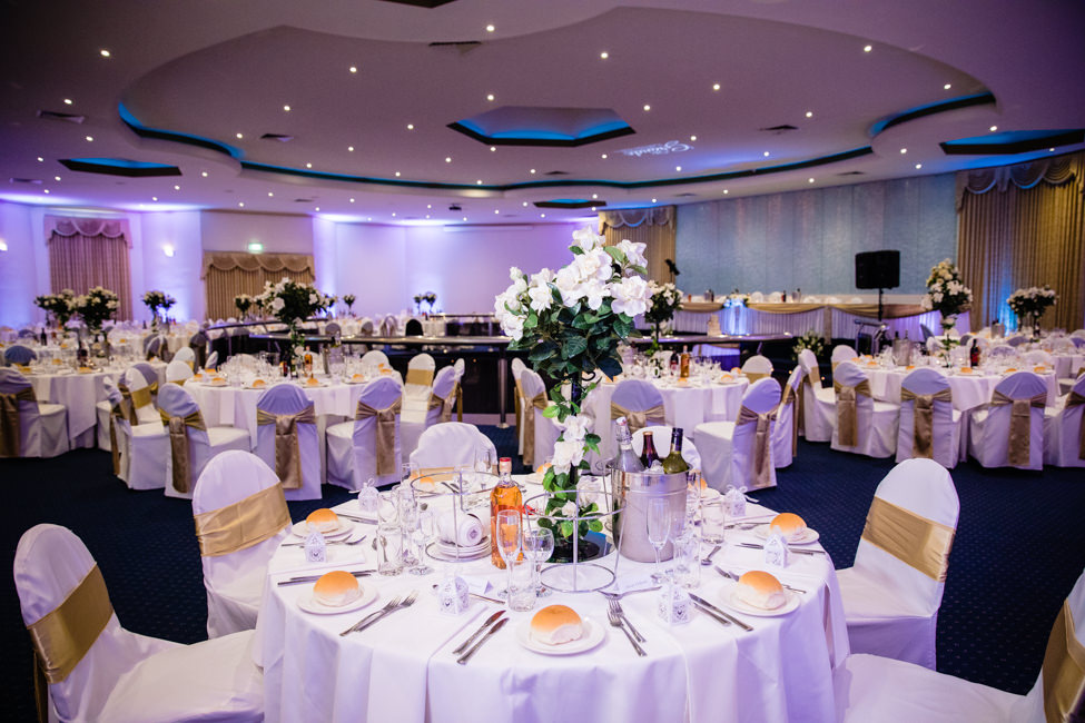 The Grande Reception, Epping wedding venue