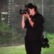 Leisl photographing