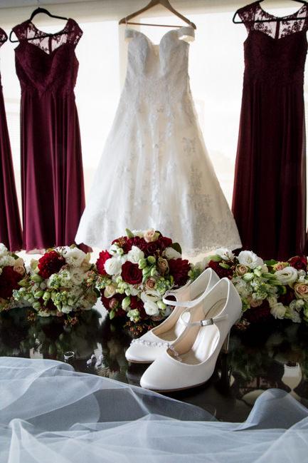 Rachel's Wedding Dress