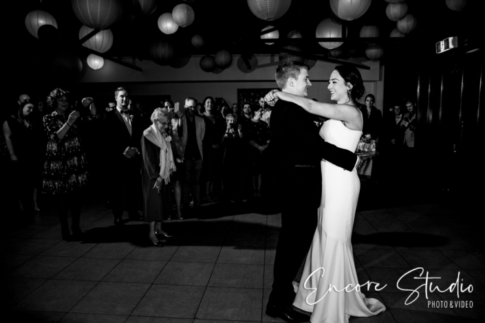 First dance St Andrew's Hotel